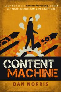 Content Machine Book